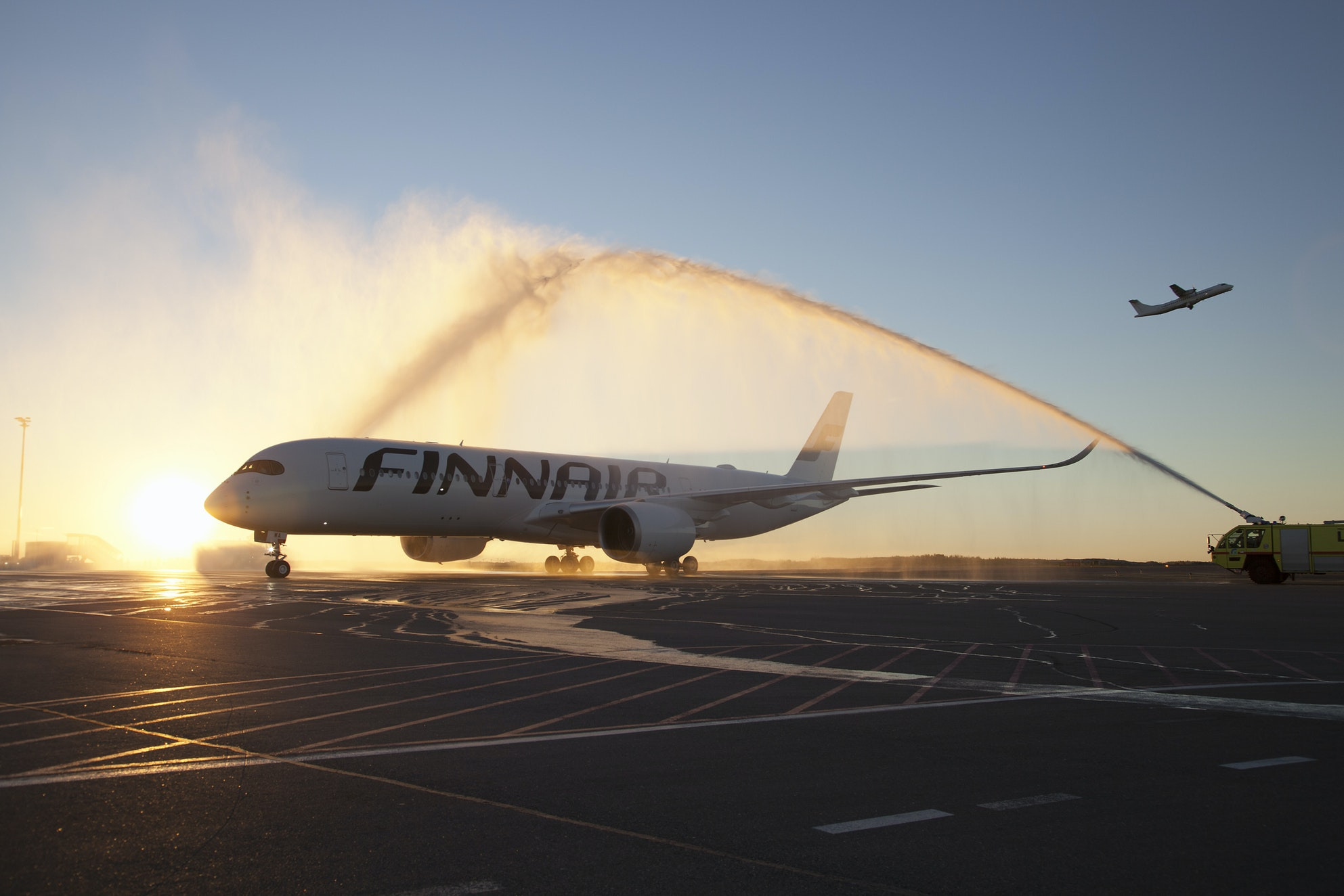 Finnair Plus rewards TableOnline