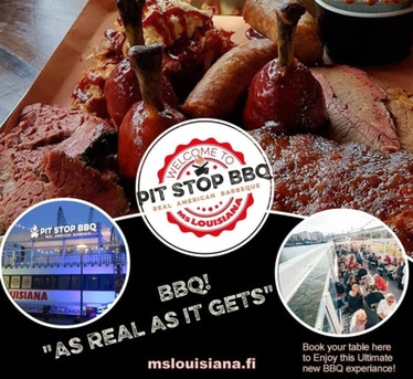 MS Louisiana – Pit Stop BBQ