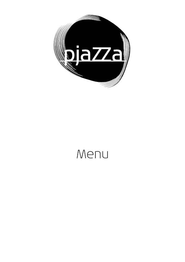 Pjazza menu 10/11