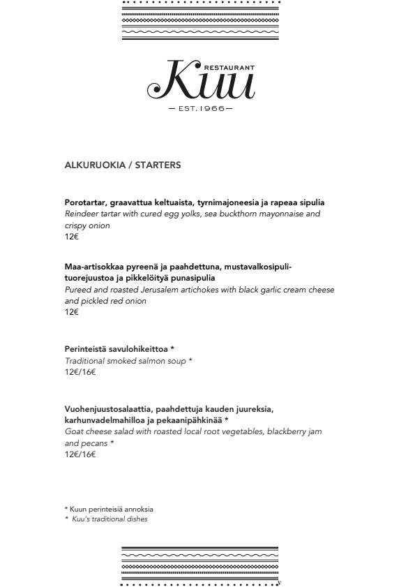 Kuu menu 4/6