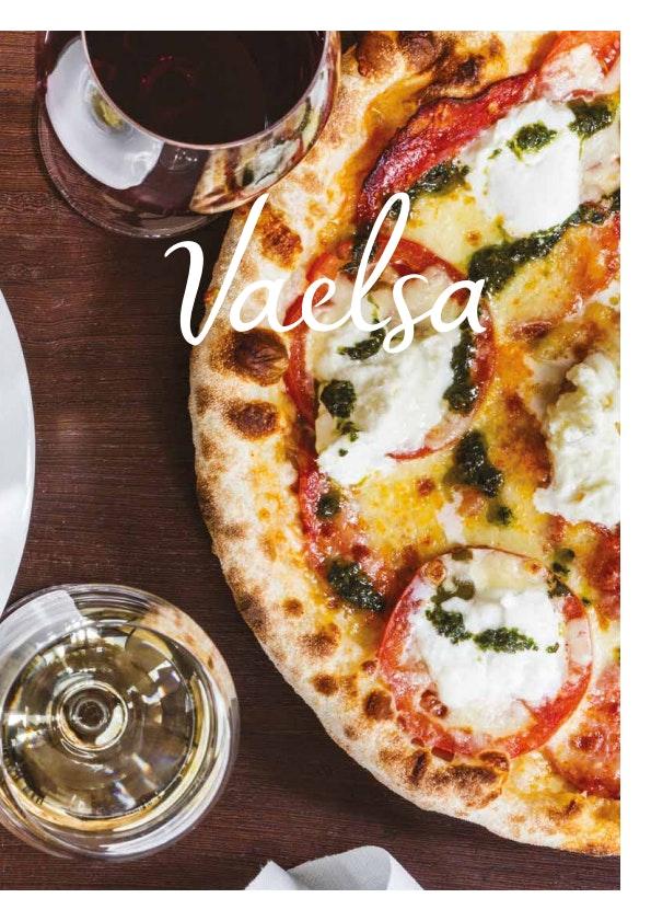 Ristorante Vaelsa menu 6/12