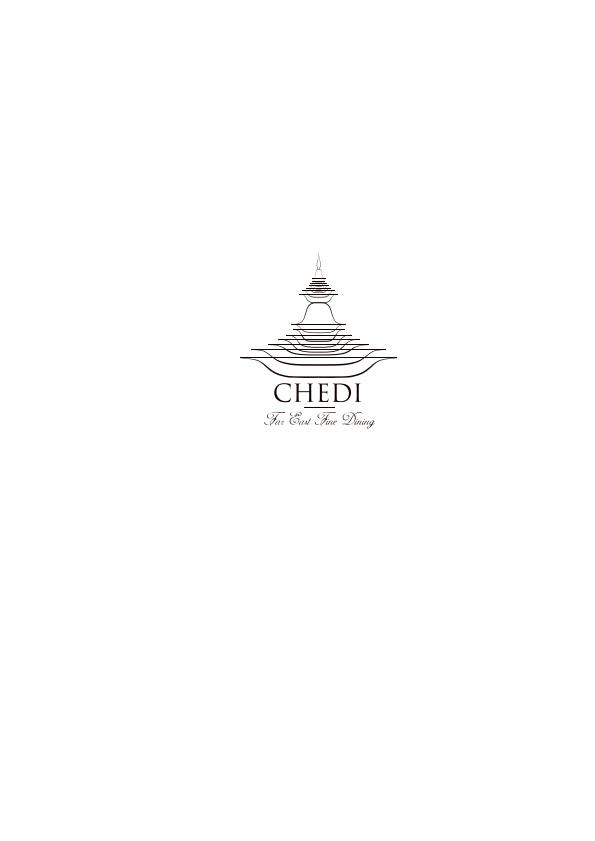 Chedi menu 1/6