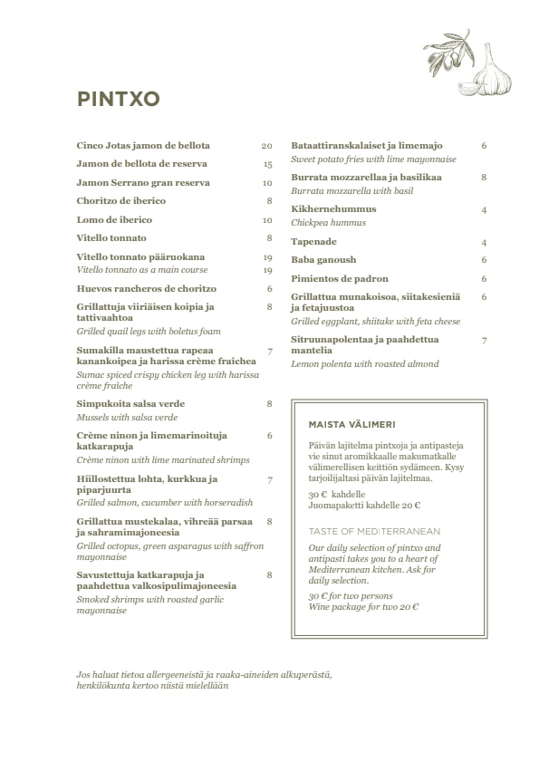 Gustavo menu 4/4