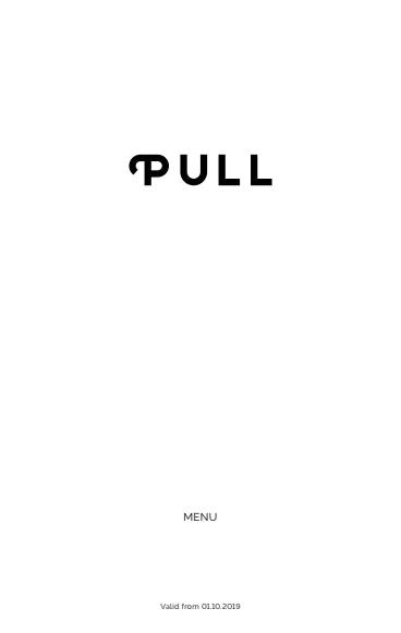 Pull menu 1/7