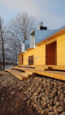Lonnan sauna miehet