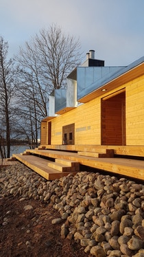 Lonnan sauna naiset