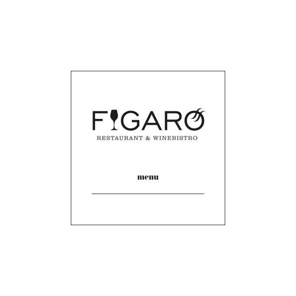Figaro menu 6/8