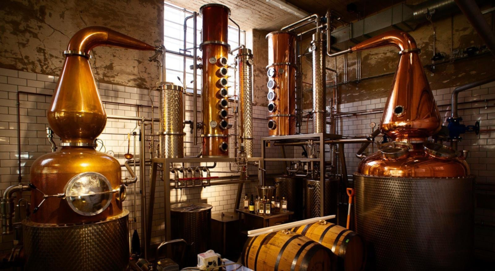 The Helsinki Distilling Co. tours & tastings