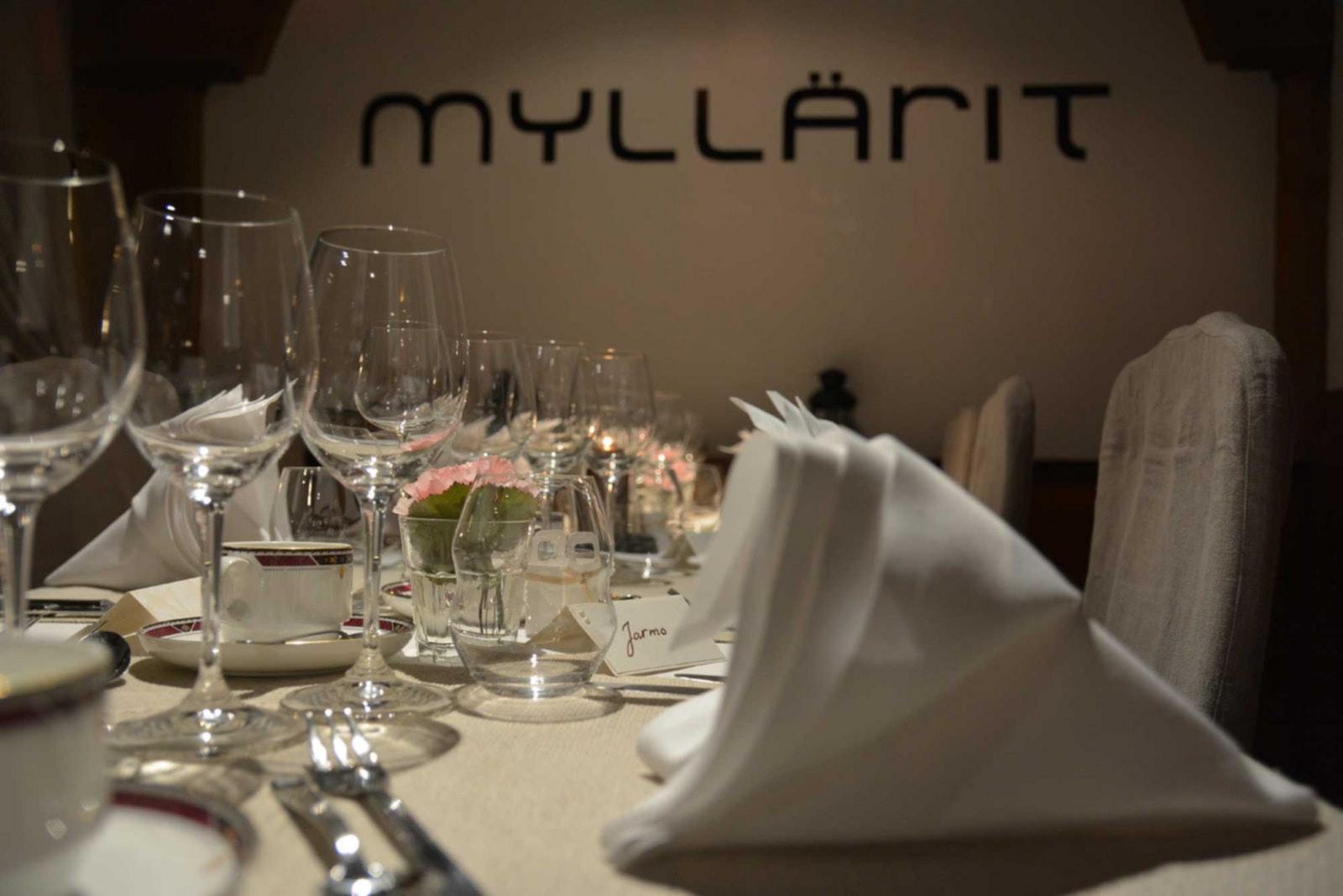 Ravintola Myllärit