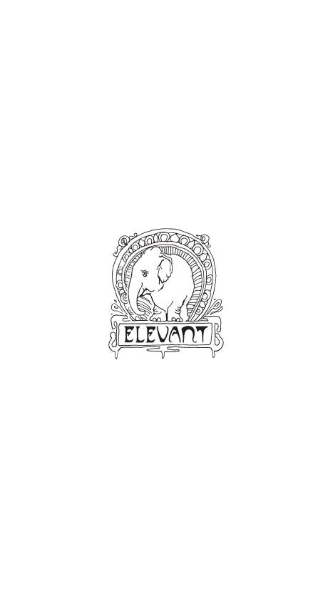 Elevant menu 3/16