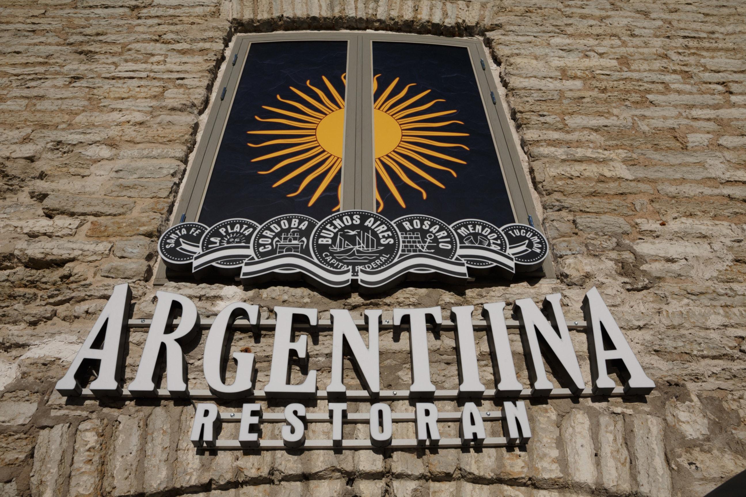 Argentiina restoran (Lootsi tn 8)