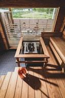 Kuopion Saana VIP-sauna